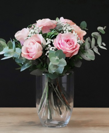 Bouquet de Roses Roses  - Max le Fleuriste
