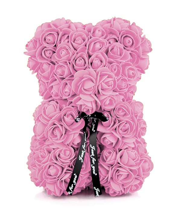 Ours Roses Artificielles Roses