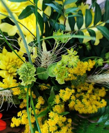 Bouquet de fleurs C'est l'été - Livraison de fleurs à domicile - Max le Fleuriste