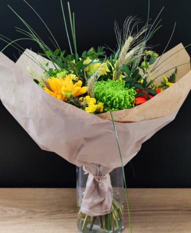 Bouquet de fleurs C'est l'été - Max le Fleuriste