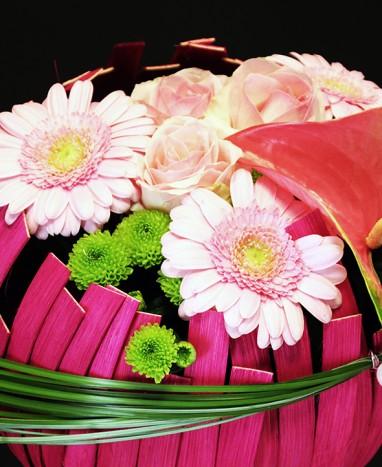 Le Bouquet Lollipop - Max le Fleuriste - Livraison de fleurs à domicile - Livraison de fleurs à domicile - Max le Fleuriste