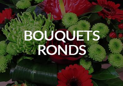 Les bouquets ronds - Max le Fleuriste