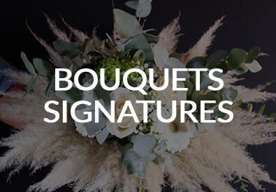 Les bouquets Signatures - Max le Fleuriste